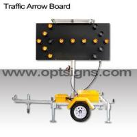 Buy cheap Traffic Arrow Board from wholesalers