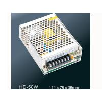 Enclosed Switching Power Supply - HD-50W