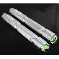 Buy cheap LM-800 200mw green laser flashlights astronomy with rechargable battery from wholesalers