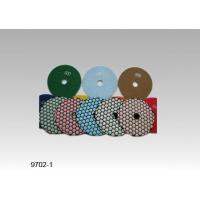 Buy cheap Hexagon Dry Diamond Polishing Pads from wholesalers