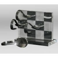 Buy cheap acrylic restaurant table ware holder from wholesalers