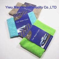 Buy cheap Microfiber Car Wash Cloth from wholesalers