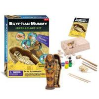 Buy cheap Egyptian Mummy Dig & Paint Kit product