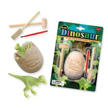 Buy cheap Glowing Dinosaur Dig Kit, 6 assorted from wholesalers