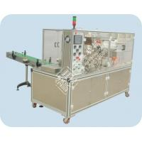 Buy cheap QD-20S Model adjustable Tri-dimensional cellophane overwrapping machine from wholesalers