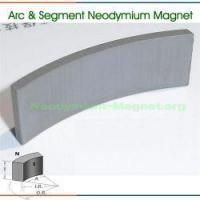 Buy cheap Passivation Arc Neodymium Magnet from wholesalers
