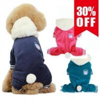 Buy cheap Hoodie Dog Jumpsuit from wholesalers