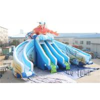 Buy cheap inflatable pool slide from wholesalers