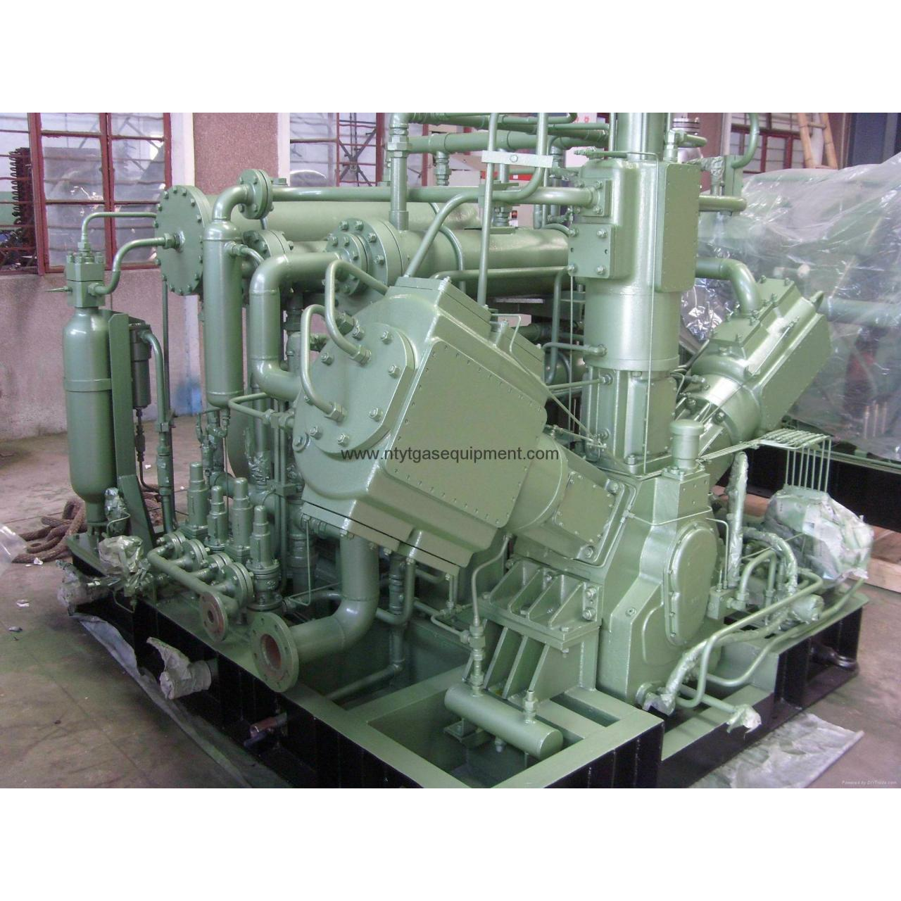 Buy cheap CE Certified CNG compressor For Standard Refueling Station product