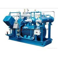 Buy cheap Oil Free Lubricating V-Type Piston CNG Compressor from wholesalers