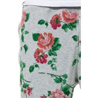 Buy cheap grey flower custom sublimated sweatpants from wholesalers