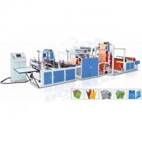 BND-DB Non-woven Bag Making Machine with Inline Handle Attachment
