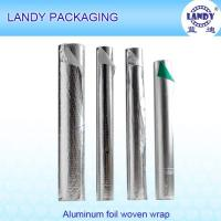 Buy cheap aluminum backed woven insulation product