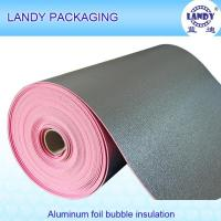 Buy cheap fireproof xpe foam insulation with aluminum foil product