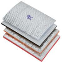 Buy cheap thermal break EPE foam insulation with aluminum product