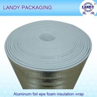 Buy cheap Aluminum foil EPE foam insulation material product