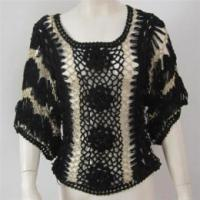 Buy cheap Small floral new winter handmade sweater from wholesalers