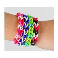 Colorfull silicone bracelets for wristband