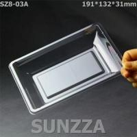 Buy cheap The Japanese fish tray, fruit tray, fruit plastic support from wholesalers