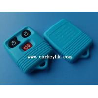 F ord 3 buttons remote case in light blue