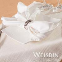 Buy cheap 5 star hotel Virgin Pulp fold paper napkin from wholesalers