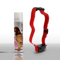 Buy cheap AUTO TRAINING DEVICE Harmless Spray Bark Stop Training Collar from wholesalers