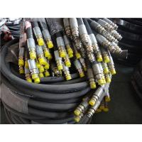 High Demand Spiral Sand Blast Rubber Hose