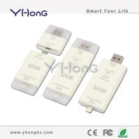 3 in 1 OTG Usb flash drive for IPhone/Sumsang/PC