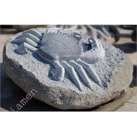 Buy cheap Crab Sculpture Landscaping Stone GGQ039 from wholesalers