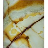 China Rose Onyx Marble Slabs on sale