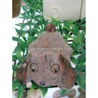 Buy cheap mini stone pugs ornaments from wholesalers
