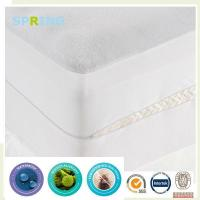 Buy cheap Terry Top bed bug zippered mattress cover - Heavy Duty Zipper from wholesalers