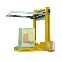 Buy cheap Automatic Pallet Wrapper with Top Sheet DispenserMP207CR from wholesalers