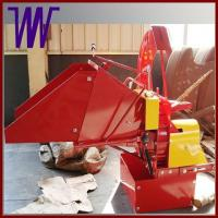 Tractor mounted 3 point hitch Wood Chipper