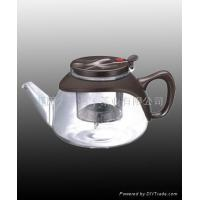 Buy cheap Heat Resistant Glass Teapot from wholesalers