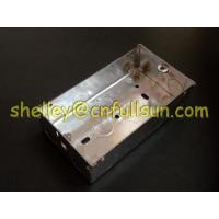 Buy cheap Galvanized Iron box product