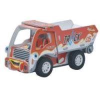 Buy cheap Mini Engineering Truck Puzzle from wholesalers