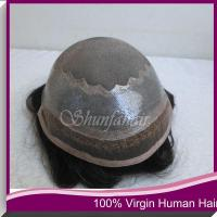 Buy cheap men toupee from wholesalers