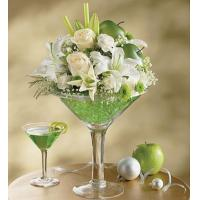 Buy cheap Lilies Apple Martini Bouquet from wholesalers