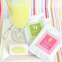 Buy cheap Personalized Lemonade Favor Packets from wholesalers