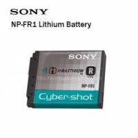 Buy cheap Sony Cybershot Battery NP-FR1 from wholesalers