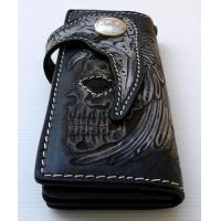 Buy cheap NEW ARRIVALS Harley Indian Biker Wallet from wholesalers