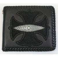 Buy cheap Biker Wallets Stingray Leather Biker Wallet from wholesalers