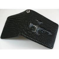 Buy cheap Biker Wallets Cross Black Lizard Monitor Wallet from wholesalers