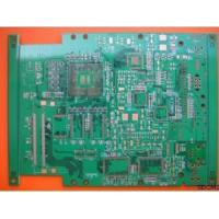 Buy cheap Multilayer Controlled Impedance PCB with OSP Finishing and BGA for Autocar from wholesalers