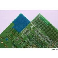 Buy cheap Green Solder Mask Immersion Gold Double Sided Peelable Mask PCB Fabrication from wholesalers