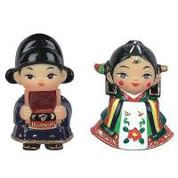 Buy cheap Bride and Groom Refrigerator Magnet from wholesalers