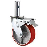 Buy cheap Scaffolding Casters Wheels from wholesalers