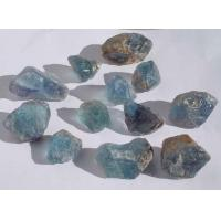 Buy cheap fluorite Faceted Rough from wholesalers