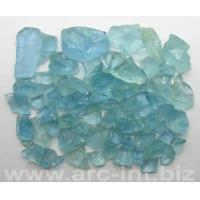 Buy cheap Aquamarine Faceted Rough from wholesalers